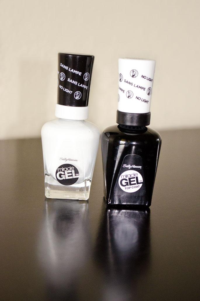 Mani monday sally hansen miracle gel nail polish the classified