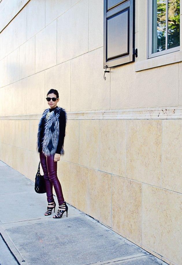 faux-fur-vest-and-faux-leather-leggings