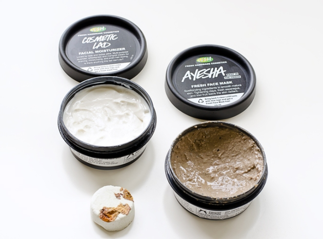 lush-cosmetics-review-ayesha-face-mask-and-cosmetic-lad-moisturizer