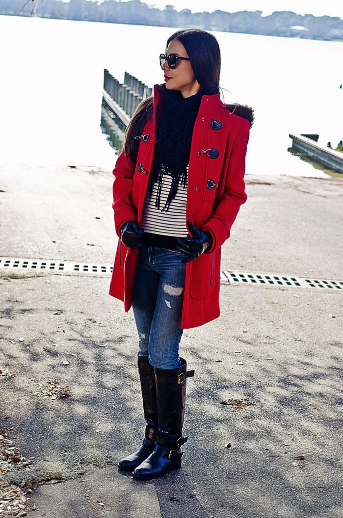 Duffle Coat Dorothy Perkins