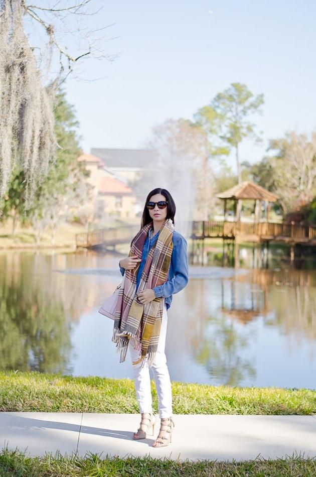 henri-bendel-west-57th-satchel-loft-white-skinny-jeans-loft-chambray-shirt-dorothy-perkins-scarf-f