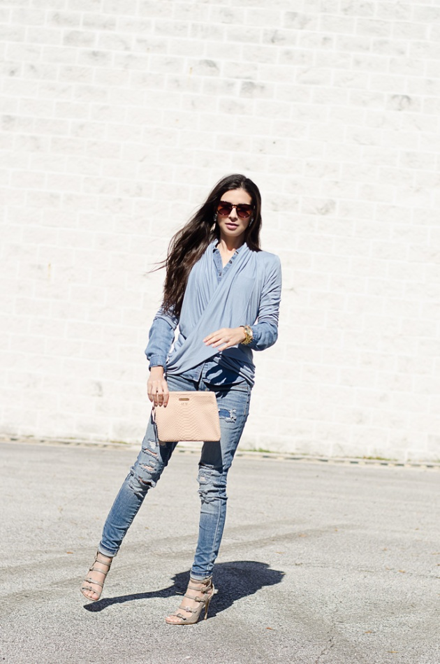 chambray-shirt-loft-light-blue-layers-and-skinny-jeans-mossimo-5