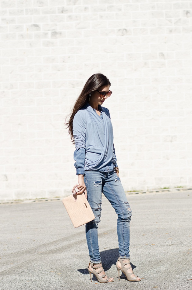 chambray-shirt-loft-light-blue-layers-and-skinny-jeans-mossimo-6