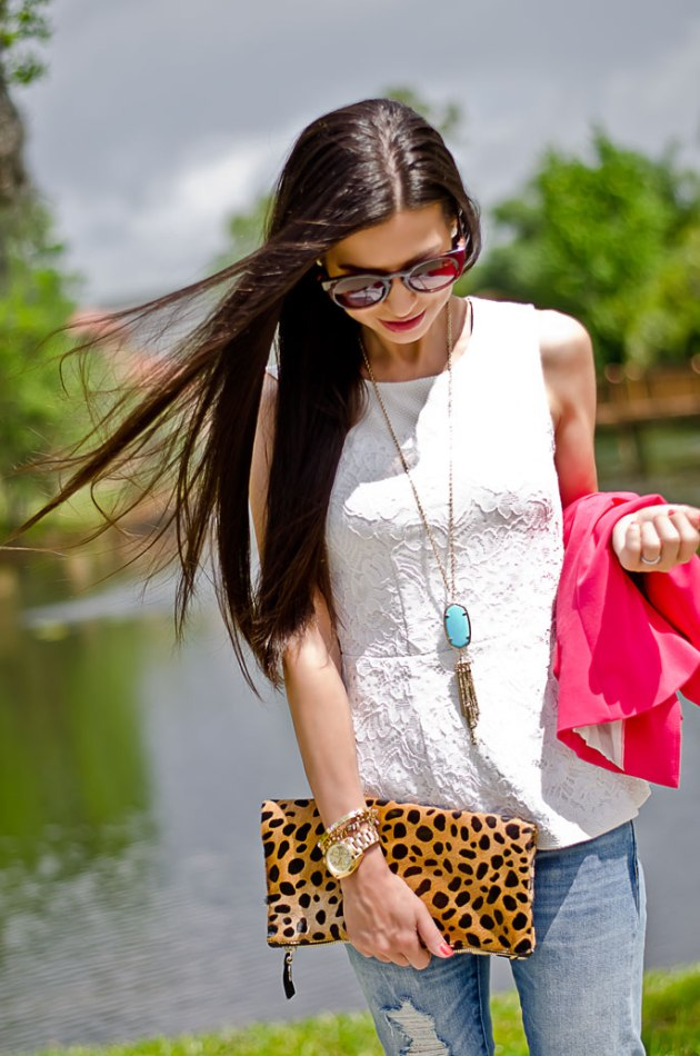 outfit-of-the-day-perfect-peplum-top-and-leopard-clutch-2