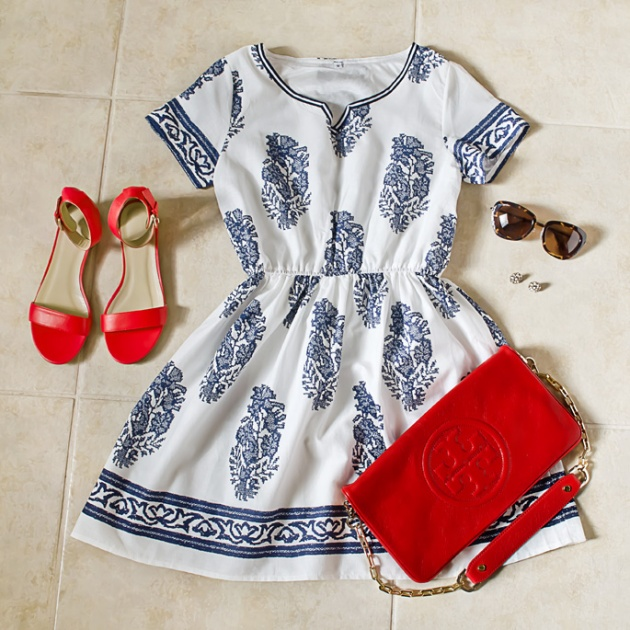 Celebrating-the-Fourth-of-July-in-Red-White-and-Blue-Holiday-Outfit-Ideas