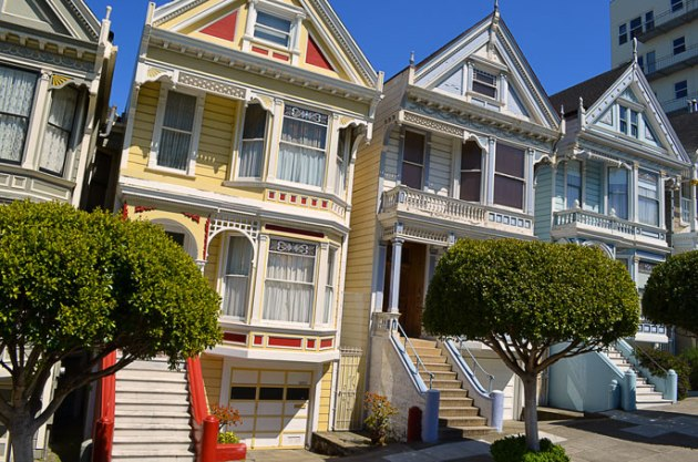 The-Painted-Ladies-Colorful-Homes-San-Francisco-Landmark