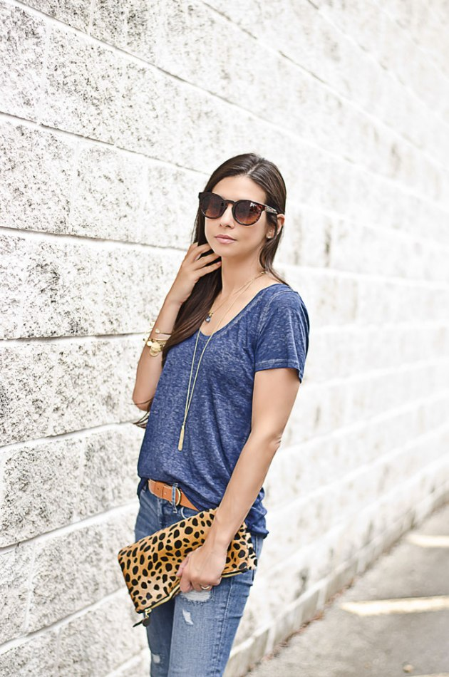 outfit-of-the-day-pinterest-inspired-look-ann-taylor-loft-clare-vivier-leopard-fold-over-clutch-2