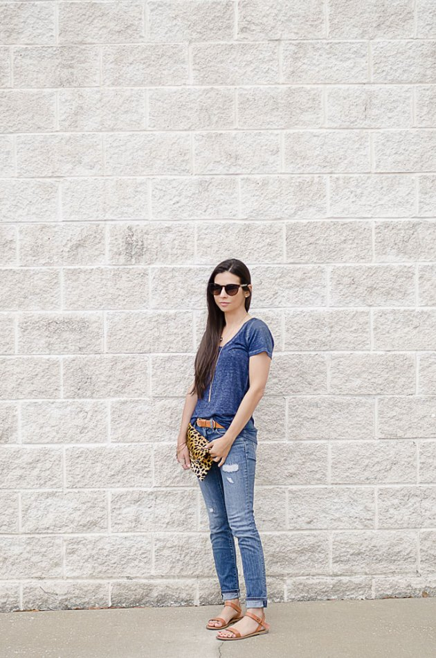 outfit-of-the-day-pinterest-inspired-street-style-ann-taylor-loft-clare-vivier-leopard-fold-over-clutch-1